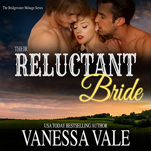 Their Reluctant Bride audiobook cover art