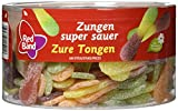 Red Band Zungen super sauer 1,2 kg Dose | Fruchtgummi -