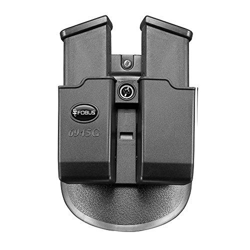 Fobus Roto Paddle 6945G Double Mag Holster 10mm/45acp Glock & Para Ord