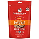 Stella and Chewys Freeze Dried beef patties for dogs - Grain-Free
