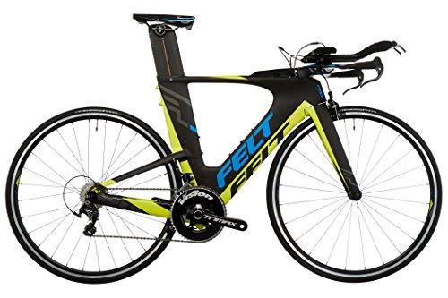 Felt IA14 - Bicicletas triatlón - amarillo/negro Tamaño del cuadro 54 cm 2017