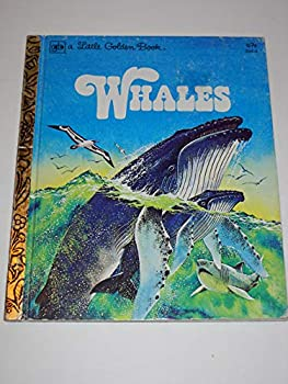 Whales - Book  of the Little Golden Books