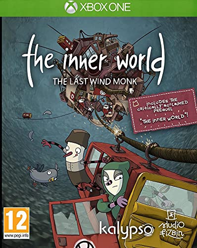 The Inner World The Last Wind Monk Xbox1 (Xbox One)
