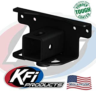 KFI Products 2007-15 Yamaha Grizzly 700 4x4 Receiver Hitch Adapter (Rear) By 101280