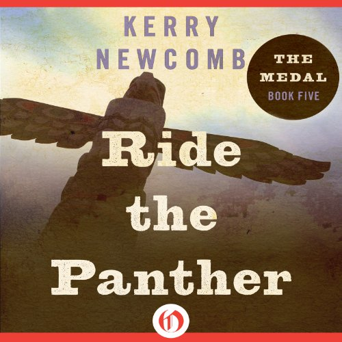 Ride the Panther audiobook cover art