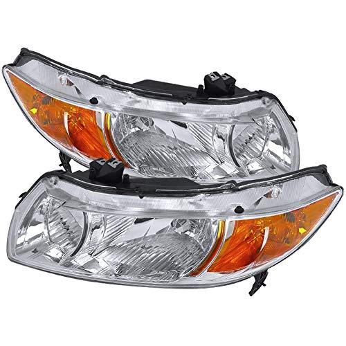 06 civic coupe headlights - 4