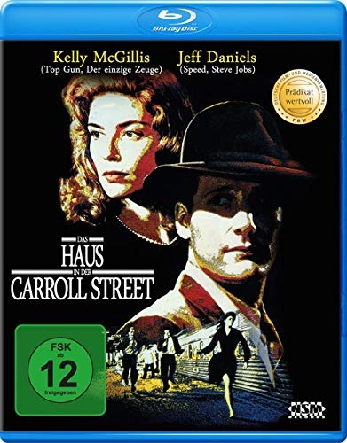 Das Haus in der Carroll Street [Blu-ray]