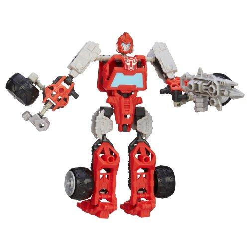 Transformers Construct-Bots Figur Scout Class Ironhide