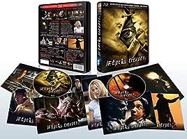 Jeepers Creepers 1 y 2 Edición Especial Metálica (2 BDs) Limitada con 8 Postales [Blu-ray]