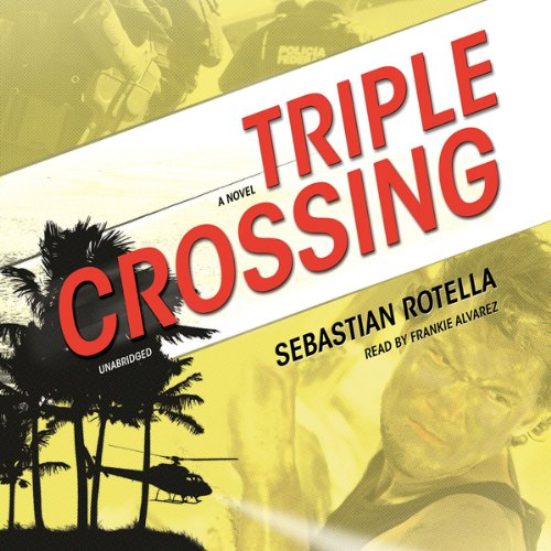 Triple Crossing audiobook cover art