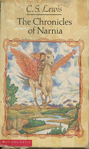 The Chronicles of Narnia 7-Volume Complete Boxed Set