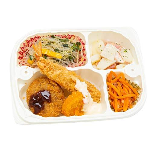 みしまの御膳ほのか たんぱく調整食(冷凍弁当)ミックスフライ 低たんぱく 塩分調整 冷凍食品 230g