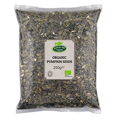 Semi di zucca biologici 250 g di Hatton Hill Organic