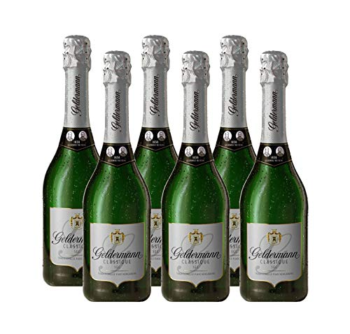 Geldermann Sekt Classique in traditioneller Flaschengärung (6 x 0,75l)
