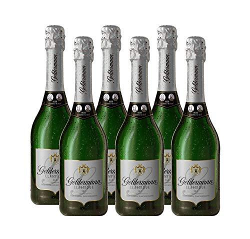Geldermann Sekt Classique in traditioneller Flaschengärung (6 x 0,75l)