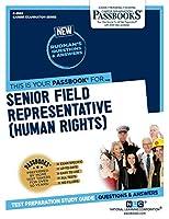 Senior Field Representative: Human Rights (Career Examination)