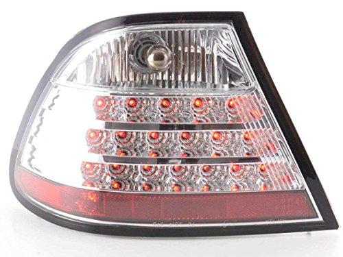 FK Automotive FKRLXLBM032 LED Feux arrière, Chromé