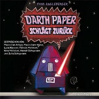 Darth Paper schlägt zurück Titelbild