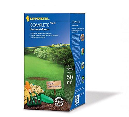 Rasensamen - Profi-Line Complete - Nachsaat-Rasen (1 kg) von Kiepenkerl