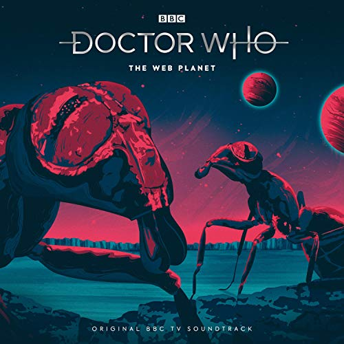 Doctor Who: The Web Planet cover art