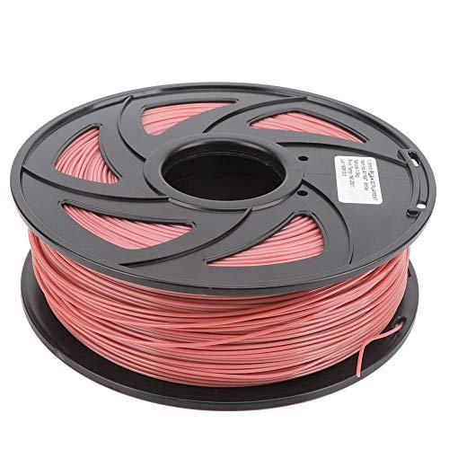 Impresora 3D Filamento Rosa PLA Material de impresión Consumibles 1.75mm 1KG