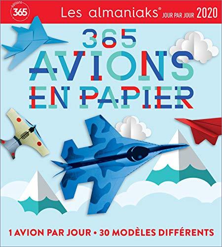 Almaniak Activités Avions en Papier 2020