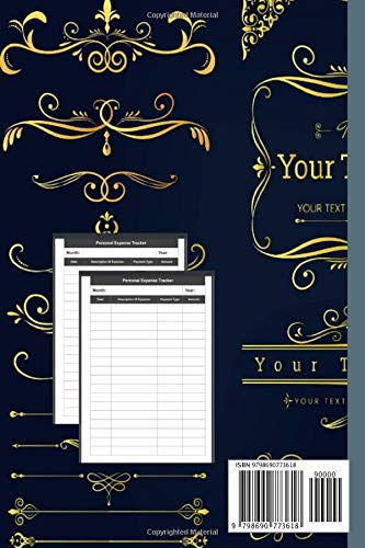 『expense journal for young couples: Invoices and Organizer, Money Debt Tracking, Home Budget Spreadsheet, Monthly Budget Planner, Budget Planning File, Expense Financing, size 6 x 9 inches and 150 sheets』の1枚目の画像