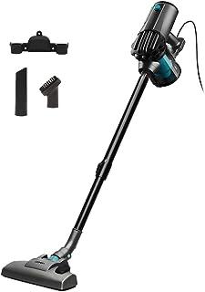 Cecotec Aspirador Vertical Conga Thunderbrush 560. Tecnología ciclónica, Filtro de Alta eficiencia, Radio de acción 6 Metr...