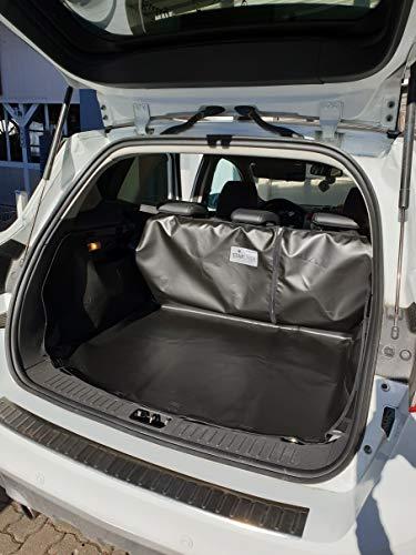 Kofferraumdecke Starliner Kofferraumwanne schwarz für Golf V und VI Ladeboden tief, Ladekante 10cm, 3- und 5-Türer, mit Notrad