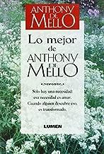 Lo Mejor de Anthony de Mello by Anthony de Mello (1995-01-01)
