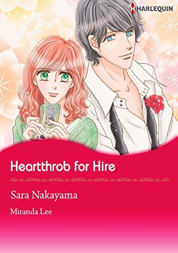 Heartthrob for Hire: Harlequin comics (English Edition)