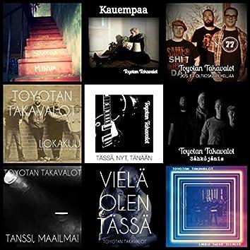 Omakustanne-singlet 2015-2018