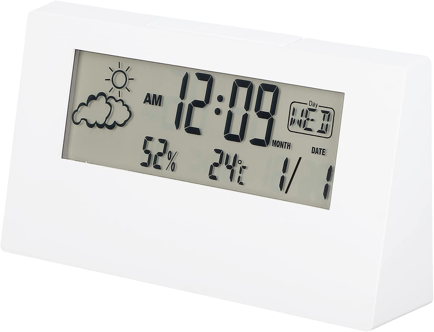 Thermo-Hygrometer LCD Same day shipping Display Indoor Temperature low-pricing Humidi Outdoor