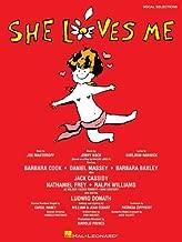 She Loves Me: البيانو/vocal الاختيارات