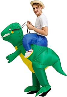 toddler blow up dinosaur costume