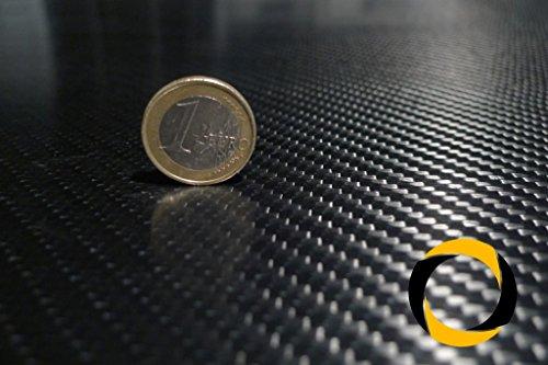 CFK-Platte Business 0,2-20 mm 350 x 150 mm Carbon Platte (5.0mm)