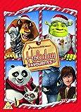 Shrek The Halls/Merry Madagascar (4 Dvd) [Edizione: Regno Unito]