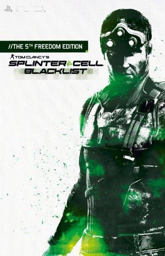 Splinter Cell: Blacklist The 5 Freedom Edition, Tom Clancy