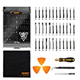 Jakemy 43 in 1 Screwdriver Set Precision Repair Tool Kit with 36 Magnetic