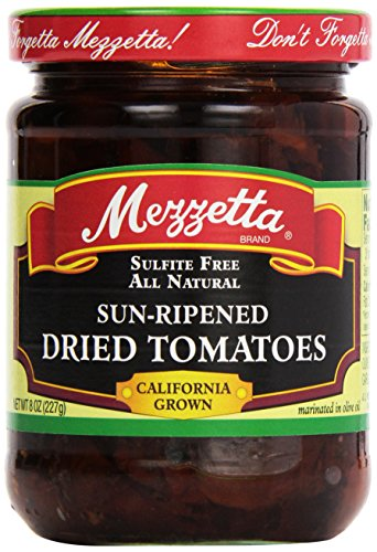 Mezzetta Sun-Ripened Dried Tomatoes In Olive Oil, 8 oz