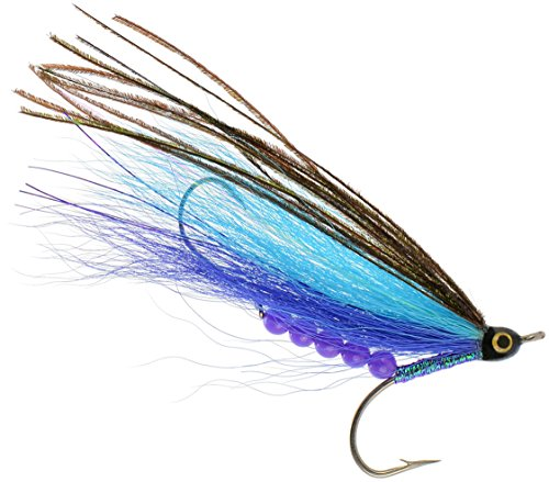 Peetz McFly Trolling Fly, 4-Inch Hand-Tied | for Fishing Freshwater and Saltwater | Premium Quality