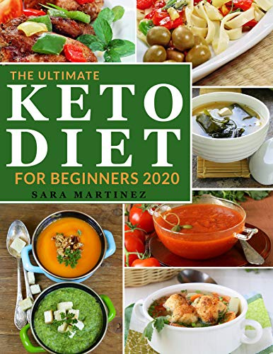 The Ultimate Keto Diet Cookbook for Beginners: 350+ Recipes for Rapid Fat Burn, Weight Loss and Healthy Living