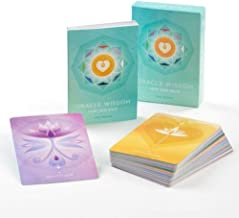 Oracle Wisdom From Your Space: A 52-Card Oracle Deck and Guidebook - Sacred Geometry, Space Clearing, Feng Shui