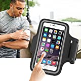 Aeoss Sports Running Jogging Gym Armband Case Cover Holder Compatible for All Smart