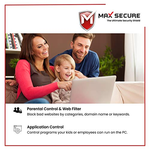Max Secure Anti-Virus Plus Latest Version with Ransomware Protection ( Windows ) - 1PC, 3 Years (Email Delivery in 2 Hrs - No CD ) 5