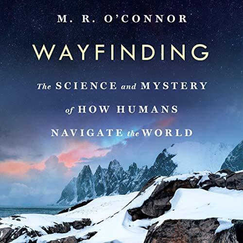 Wayfinding audiobook cover art