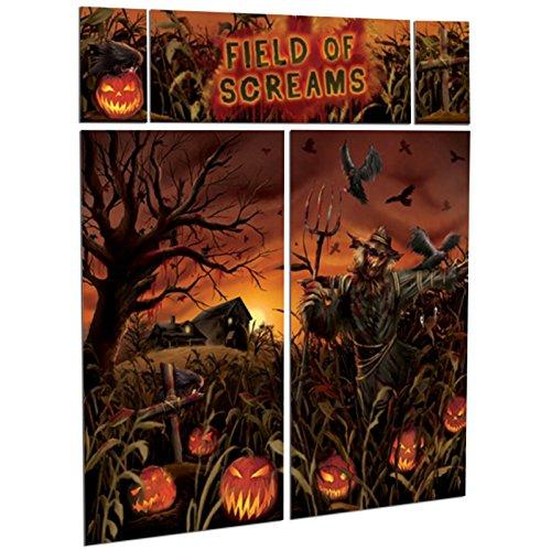 Halloween Kit de Décorations murale