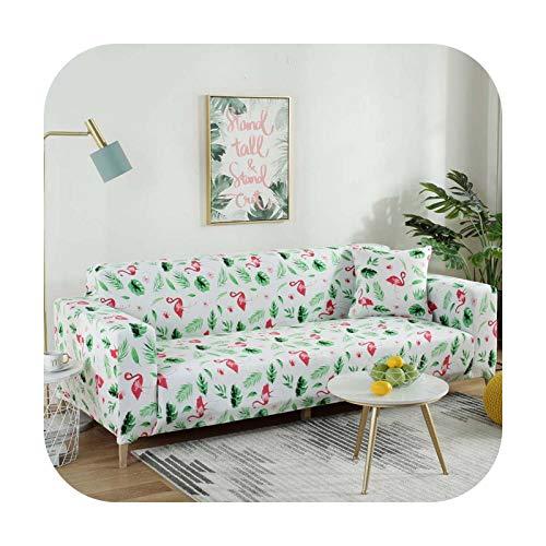 Fundas de sofá elásticas para sillones de 1/2/3/4 plazas nueva funda para sofá fundas para sala de estar esquina-A1-Pedal 70X90Cm