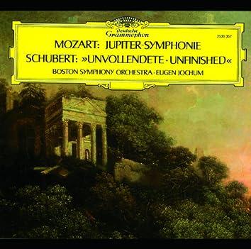 モーツァルト:交響曲第41番《ジュピター》、シューベルト:交響曲第8番《未完成》