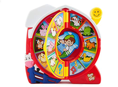 Fisher-Price See 'n Say The Farmer Says  toddler toy with learning content